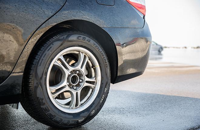 Cooper tire.